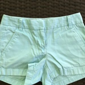 J. Crew Chino Shorts (size 00)